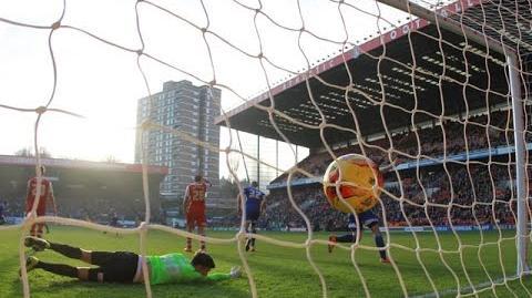 Charlton 0-1 Ipswich (2014-15 season)