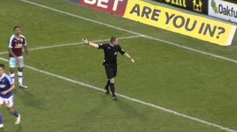 Burnley 0-0 Ipswich (2015-16 season)
