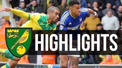Norwich 2-0 Ipswich (2014-15 season)