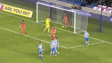 Brighton 0-1 Ipswich (2015-16 season)