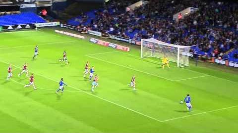 Ipswich 2-0 Burnley (2015-16 season)