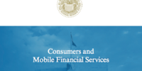 Consumers and Mobile Financial Services