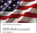 DHS Risk Lexicon