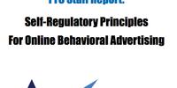 Self-Regulatory Principles for Online Behavioral Advertising