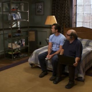 Dennis's room
