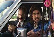 Mac & Dennis - Bad cop and... bad cop