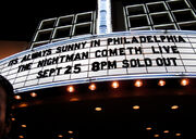 'The Nightman Cometh' in Los Angeles, CA (Hollywood Palladium)