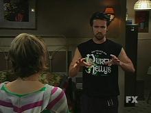 Mac's Banging the Waitress