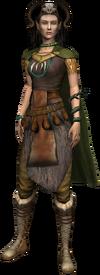 sacerdotessa elfa