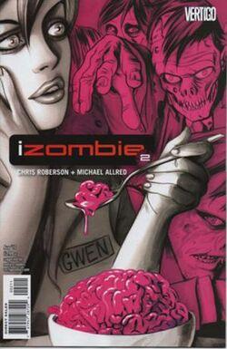 300px-I, Zombie Vol 1 2