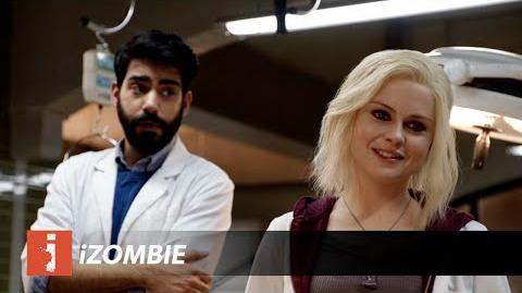 IZombie Inside Blaine's World The CW