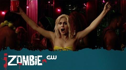 IZombie Season 2 Comic-Con® Recap The CW