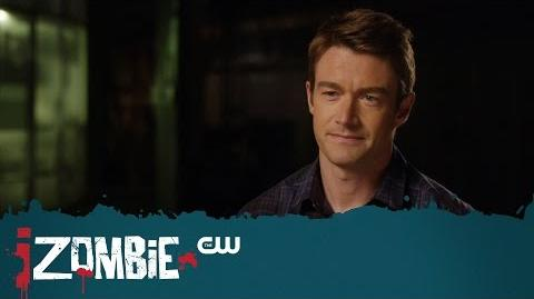 IZombie Robert Buckley Inteview The CW