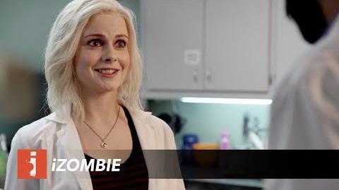 IZomie Dead Rat, Live Rat, Brown Rat, White Rat Clip The CW