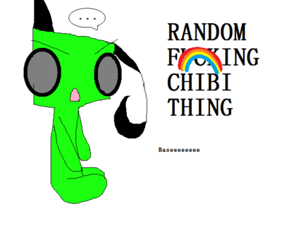 Chibi thing base