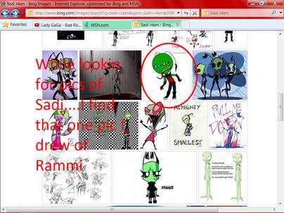 RAMMI'S ON DAH INTERWEBZ