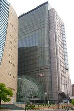 NHK Osaka Broadcasting Station Bldg 20060604-001