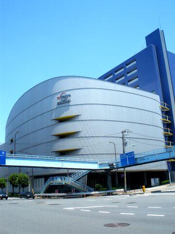 File:Tv tokyo tennouzu studio higashishinagawa shinagawa tokyo 2009.JPG