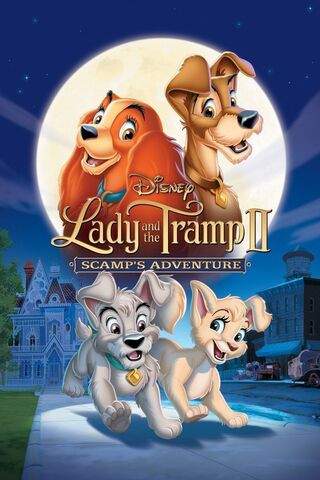File:Lady and the Tramp II Scamp's Adventure poster.jpg