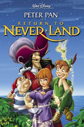Return to Never Land iTunes cover