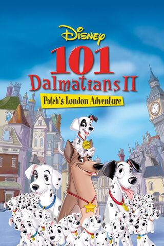 File:101 Damatians II Patch's London Adventure poster.jpg