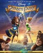 Tinker Bell and the Pirate Fairy poster