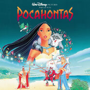 Pocahontas soundtrack cover