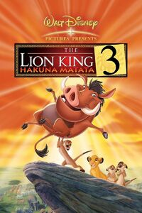 The Lion King 3 poster