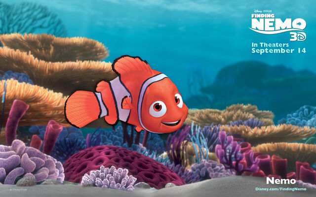 File:Finding Nemo 3D Nemo wallpaper.jpg