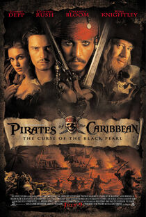 The Curse of the Black Pearl poster