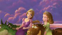 Rapunzel and Amber