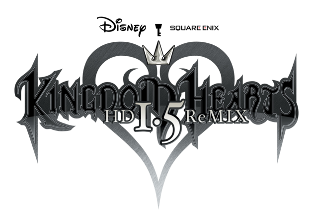 File:Kingdom Hearts HD 1.5 ReMIX logo.png