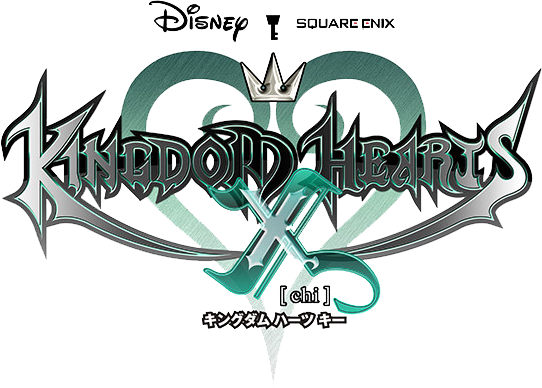File:Kingdom Hearts X (chi) logo.png