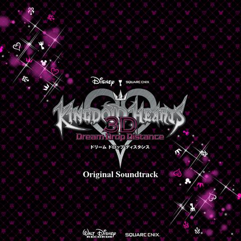 File:Kingdom Hearts 3D Dream Drop Distance soundtrack cover.png