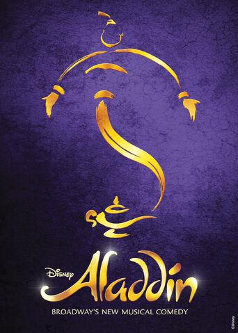 File:Aladdin Broadway Musical poster.jpg