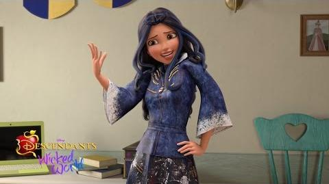 Episode 13 All Hail the New Q.N.L.B. Descendants Wicked World