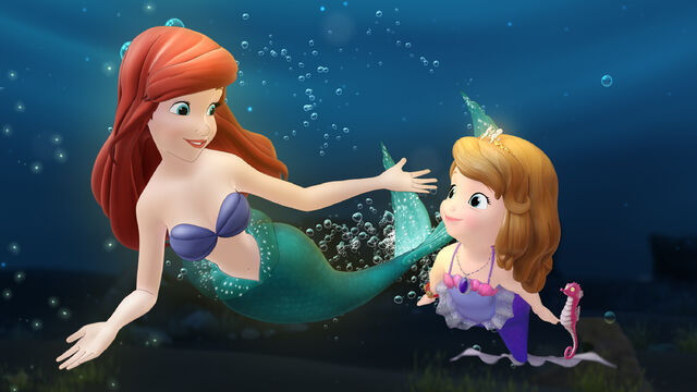 File:Sofia with Ariel.jpg