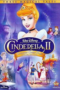 Cinderella 2 Dreams Come True DVD