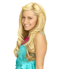 Sharpay from High School Musical