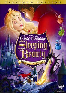 Sleeping Beauty Platinum Edition DVD cover