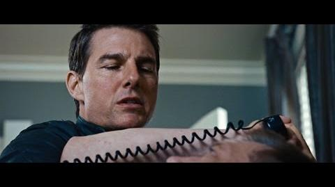 "Jack Reacher Never Go Back (2016) - ""Rules Arm"" - Paramount Pictures"