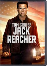 Jack Reacher DVD front cover