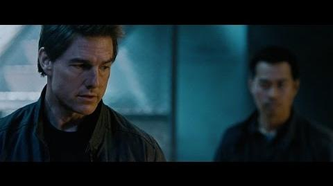"Jack Reacher Never Go Back (2016) - ""Rules Fight"" - Paramount Pictures"