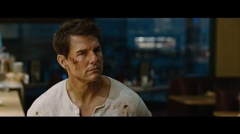 "Jack Reacher Never Go Back (2016) - ""Rules Diner"" - Paramount Pictures"