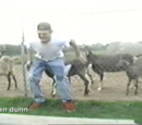 Dunn Farts On Goat