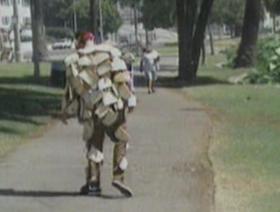Bread suit