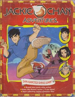 Jackie Chan Issue 1