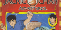 Jackie Chan Adventures Magazine 1