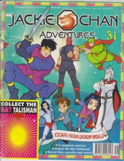 Jackie Chan Issue 31