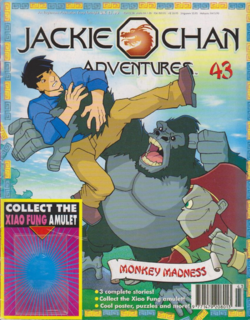 Jackie Chan Issue 43